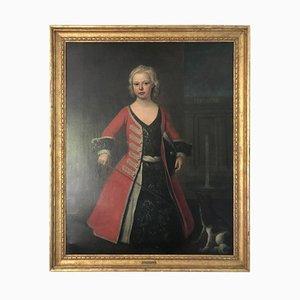Ritratto del principe Guglielmo III, figlio di re Giorgio II