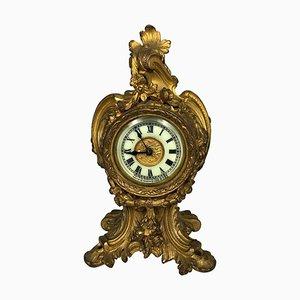 Louis XVI Style Mantel Clock, Late 19th Century