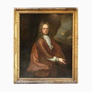 Grand Portrait de Gentlemen & Duke, Angleterre, 18ème-19ème Siècle