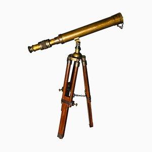 Telescopio in ottone, Regno Unito, XX secolo