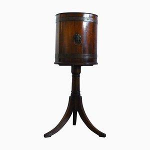Regency Stil Weinkühler aus Mahagoni, 20. Jh