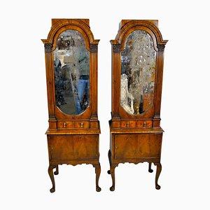Mobiletti Queen Anne, Regno Unito, 1712, set di 2