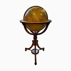 Englischer Globus von John Newton and Son, 19. Jh