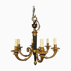 19th-Century French Empire Chandelier