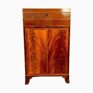 19th Century Regency Mahogany Writing Box on Stand