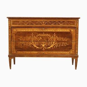 Commode Style Louis XVI, Italie, 20ème Siècle