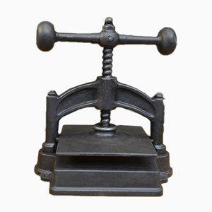 Font Book Press, 1920er