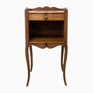Mid-Century French Louis XV Style Nightstands