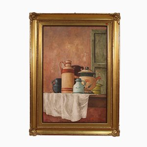 Italian Still Life Painting, 1968
