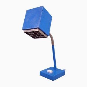 Kuben Desk Lamp by Björn Svensson for Elidus, Sweden. 1970s