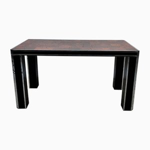 Console Table in Briar by Willy Rizzo for Sabot, 1960s
