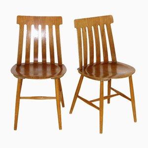 Chairs by Jan Hallberg for Tallåsen, Sweden, 1960s, Set of 2