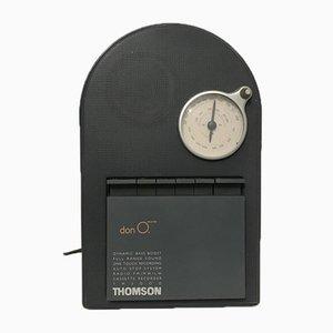 Radio von Don O Matalie Crasset und Philippe Starck Thomson, 1995