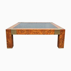 Table Basse par Willy Rizzo pour Mario Sabot, 1960s