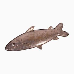 Fisch Servierteller von Franco Lagini