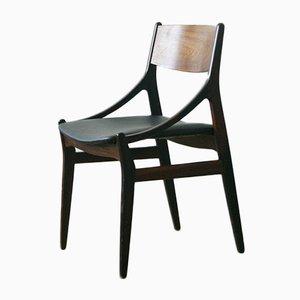 Mid-Century Danish Chair by Vestervig Eriksen for Tromborg, Denmark, 1960s