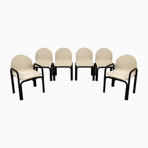 Orsay Armchairs by Gae Aulenti for Knoll Inc. / Knoll International, 1970s, Set of 6