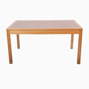 Dining Table or Work Table by Gorm Lindum Christensen for Tranekær Furniture