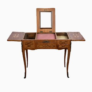 Wooden Rose Wooden Dressing Table