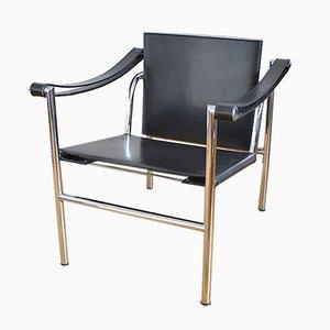 Fauteuil LC1 par Le Corbusier pour Cassina
