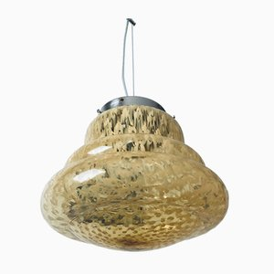 Vintage Italian Murano Glass Lamp, 1970s