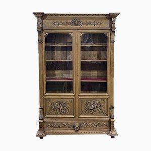 Blond Vintage Cabinet by J. Dewaet