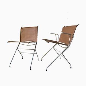 Chaises Raoul Guys, Set de 2