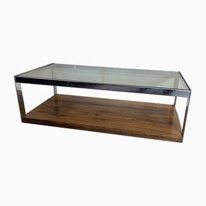 Chrome Coffee Table from Merrow Associates, 1960s