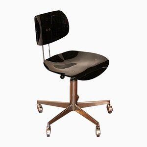 Chaise Pivotante à Ressorts par Egon Eiermann pour Wild + Spieth, 1960s