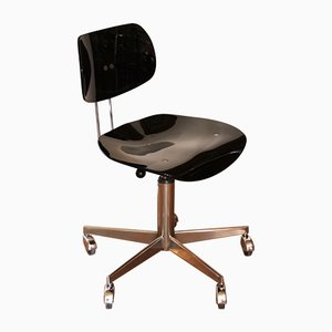 Springed Swivel Chair by Egon Eiermann for Wild + Spieth, 1960s