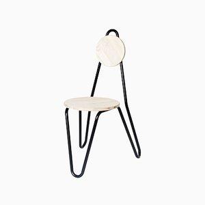 Schwarzer CF02 Stuhl von chmara.rosinke
