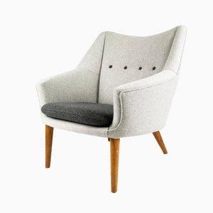 Lounge Armlehnstuhl von Kurt Ostervig, 1958