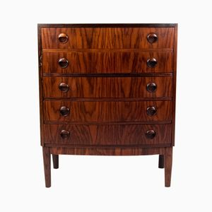 Brazilian Rosewood Chest by Kai Kristiansen for Aksel Kjersgaard