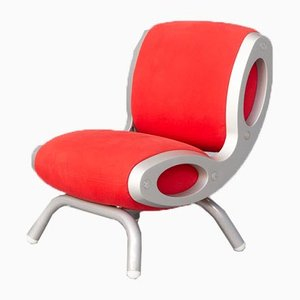 Fauteuil by Marc Newson Gluon for Moroso, 1990s