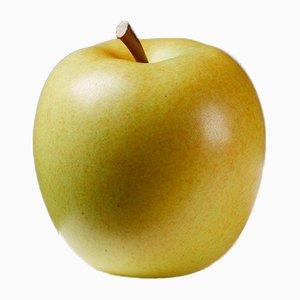 Scultura a forma di mela di Kaj Fogelberg, Svezia, anni '80