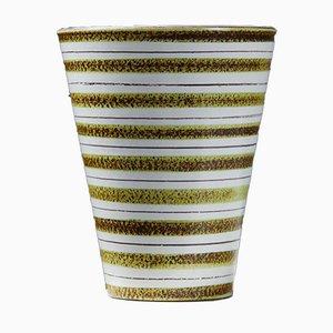 Vase by Stig Lindberg, Sweden, 1950s