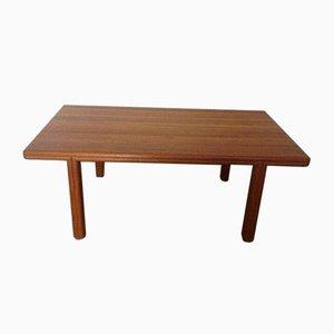 Table Basse Mid-Century en Teck, Danemark, 1970s