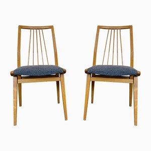 Chaises de Salon Mid-Century de Casala, Danemark, Set de 2