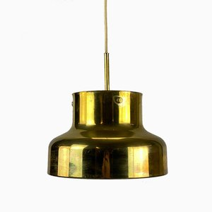 Mid-Century Ceiling Lamp by Anders Pehrson Knubbling for Atelje Lyktan