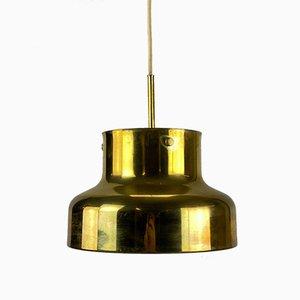 Mid-Century Deckenlampe von Anders Pehrson Knubbling für Atelje Lyktan