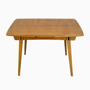 Mid-Century Modern Oak Dining Table, Denmark, 1960s