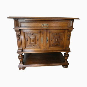 Cupboard or Side Table in Solid Wood
