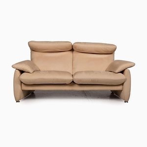 Beige Fabric Two-Seater Dacapo Sofa from Laauser