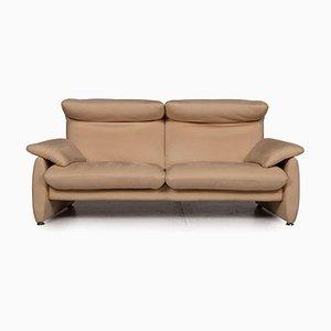 Beiges Zwei-Sitzer Dacapo Sofa aus Stoff von Laauser