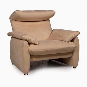Beige Fabric Dacapo Armchair from Laauser