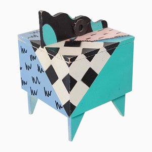 Postmodern Jewelry Trinket Box from Hollis Fingold