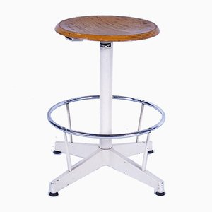 Industrial Bar Stool / Lab Chair