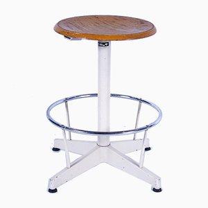 Tabouret de Bar Industriel / Chaise de Laboratoire