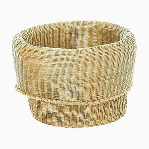 Small Fibra Basket by Sebastian Herkner