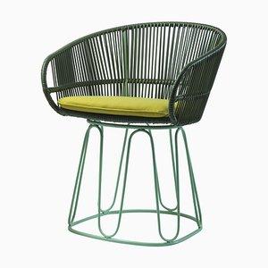 Olive Circo Dining Chair by Sebastian Herkner